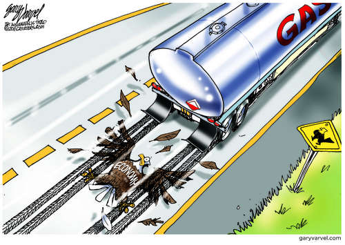 Editorial Cartoons by Gary Varvel - gv2011110605dAPC - 05 June 2011