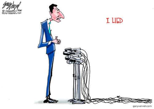Editorial Cartoons by Gary Varvel - gv2011110607dAPC - 07 June 2011