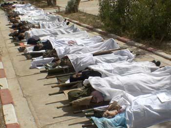 34 residents of camp ashraf killed