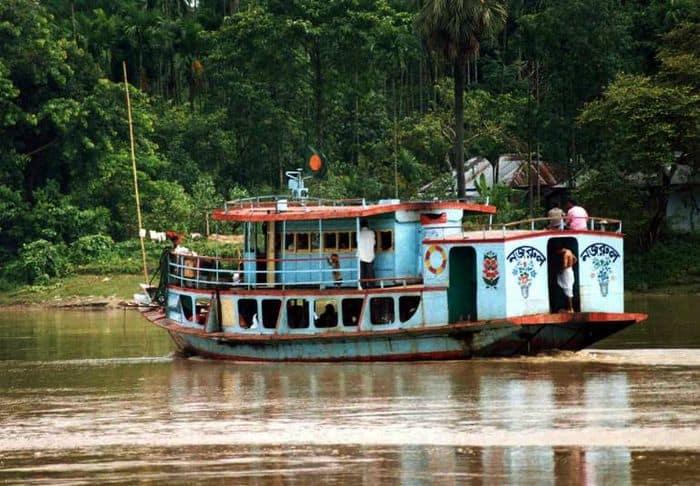 Bangladeshi Boat 02