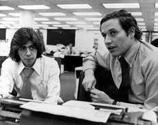 Carl Bernstein Watergate ii