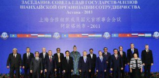 SCO Summit in Astana 2011