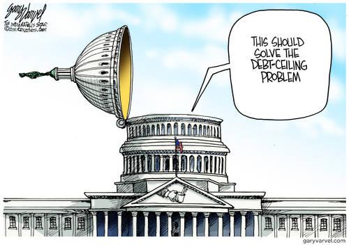 Debt Ceiling No Longer A Problem