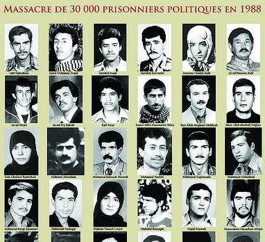 political prisoners killed