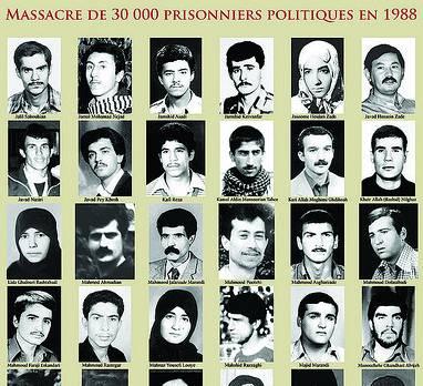 political prisoners killed