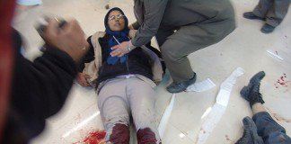 Wounded in Ashraf