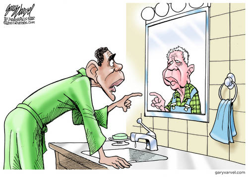 Mirror Mirror On The Wall, Do Presidents Look Alike After One Term