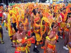orange carnival