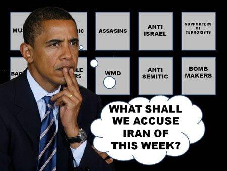 Iran assassination plot