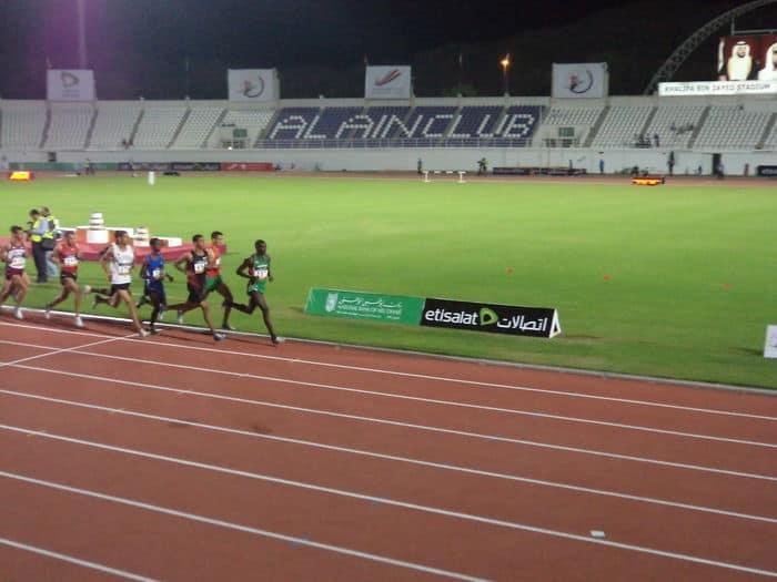 Mohamed Hassan Teyow 1500m