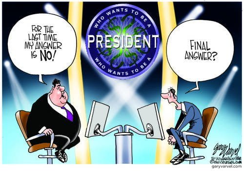 New Game Show, Who Wants To Be President