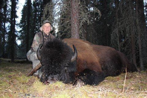 Susan Tuohy BC Bison 2011