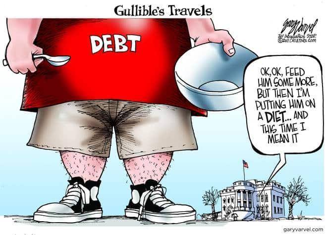 Debt Giant Gets Bigger, Wants More