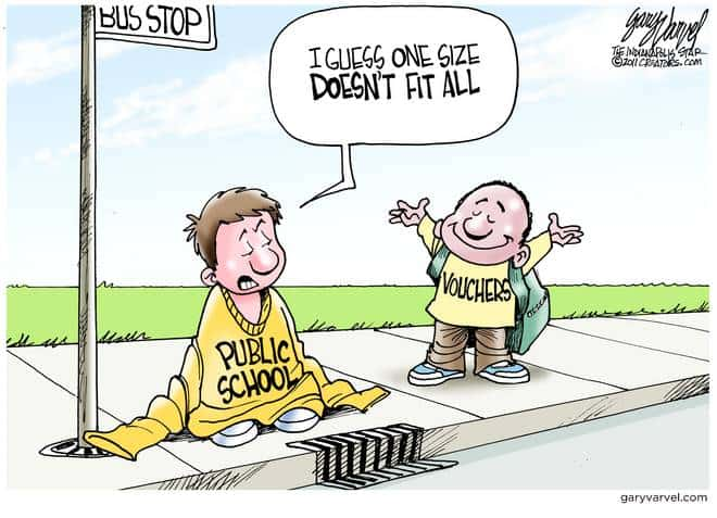 Editorial Cartoons by Gary Varvel - gv2011110218cd - 12 November 2011
