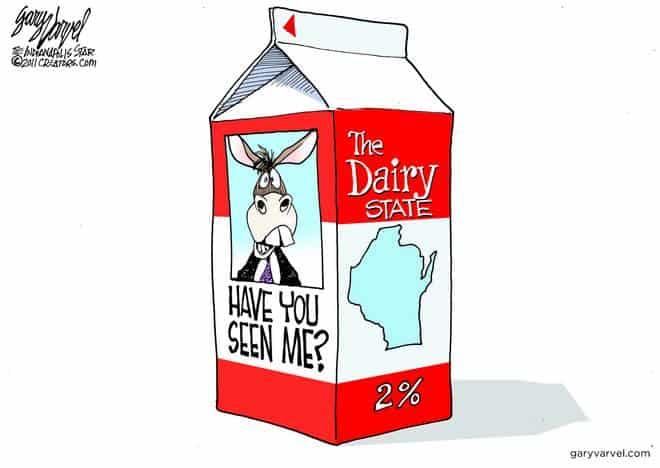 Editorial Cartoons by Gary Varvel - gv2011110220cd - 12 November 2011