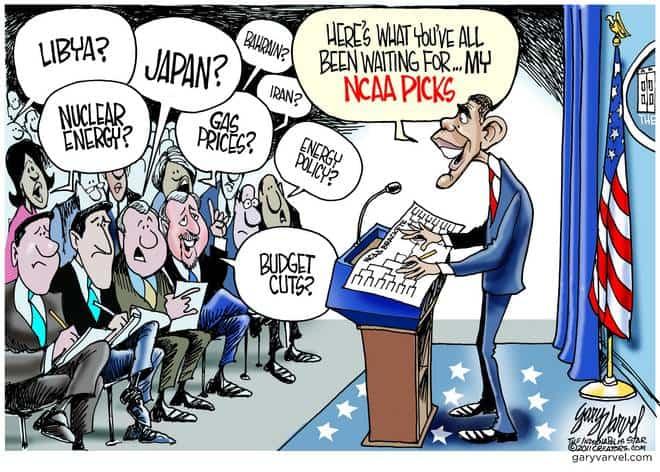 Finally! Obama Shows Leadership!