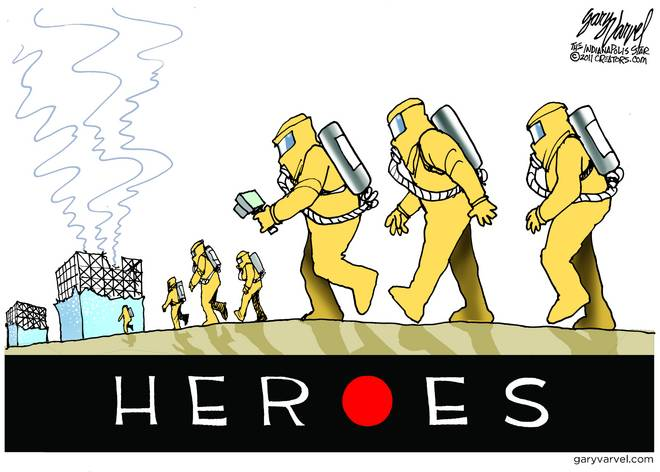 Heroes - Our Deepest Thanks To Them