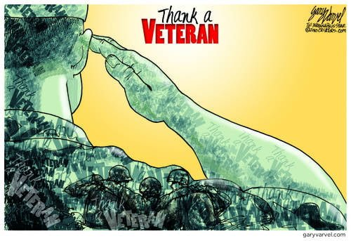 Thank A Veteran For What We Have