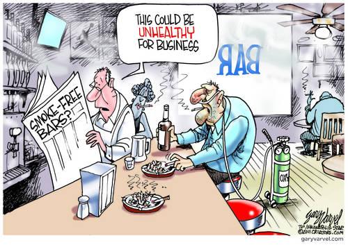 Editorial Cartoons by Gary Varvel - gv2011111117dAPC - 17 November 2011
