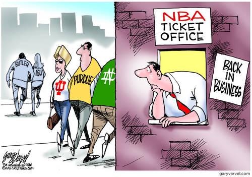 Yay, The NBA Is Back! How Come Nobody Cares?