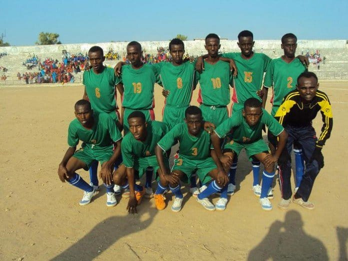 Daynille District team
