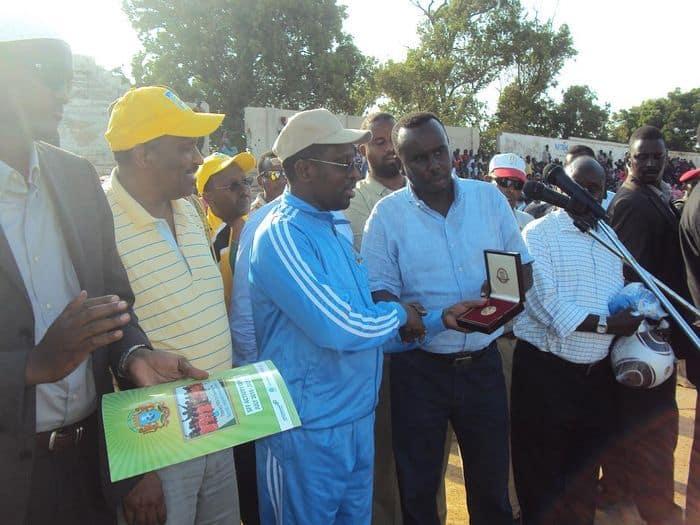 Somali FA pres