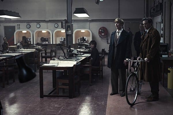 Tinker Tailor Soldier Spy Film