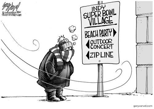 Editorial Cartoons by Gary Varvel - gv2012120115dAPC - 15 January 2012