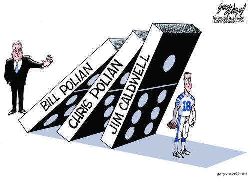 Editorial Cartoons by Gary Varvel - gv2012120118dAPC - 18 January 2012
