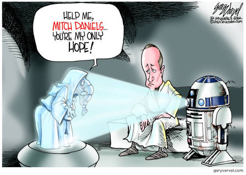 Princess Republican Asks Jedi Mitch For Help