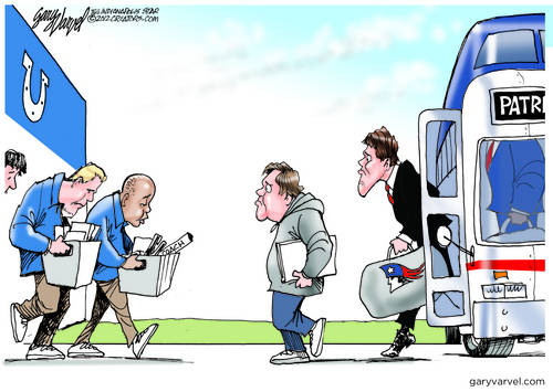 Editorial Cartoons by Gary Varvel - gv2012120130dAPC - 30 January 2012