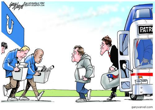Editorial Cartoons by Gary Varvel - gv2012120130dAPC - 30 January 2012