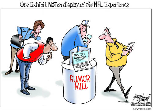 Give You One Guess Whats Not On Display At NFL Experience