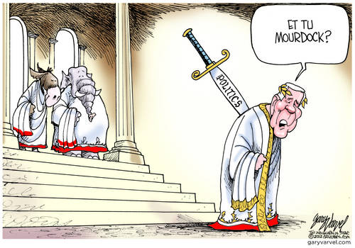 Editorial Cartoons by Gary Varvel - gv2012120316dAPC - 16 March 2012