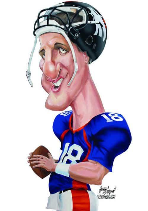 Peyton Manning, Quarterback, What Else Needs To Be Said?