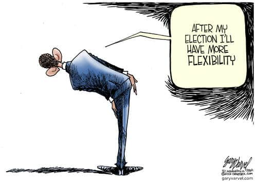 Obama Second Term A Certainty, Watch Out Then, America!