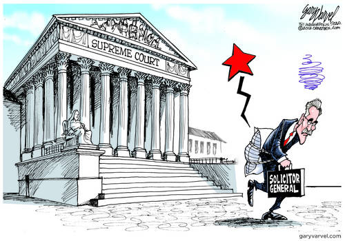 Supremes Kick Some Solicitor General Butt