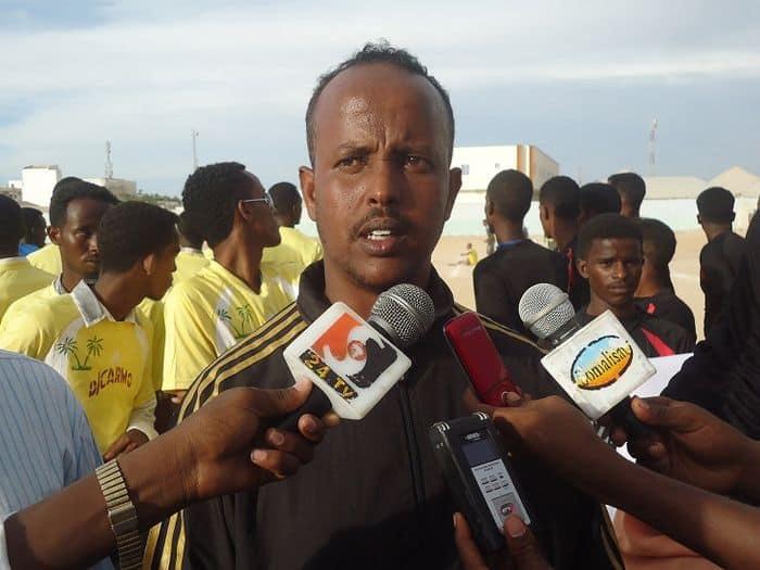 Bari regional football committtee chairman