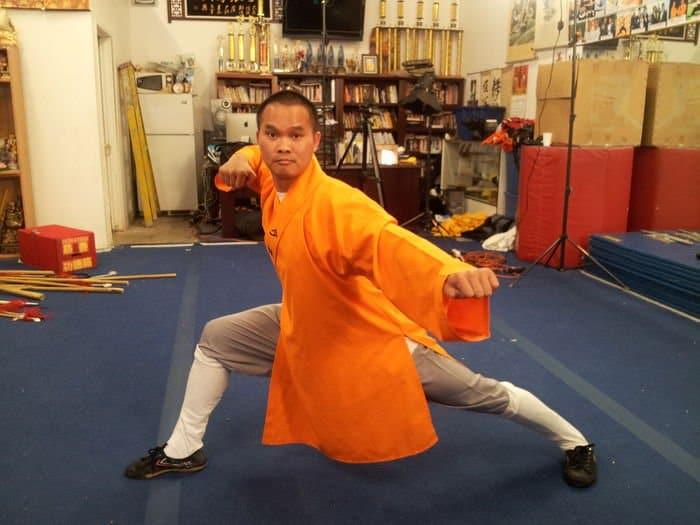 Master Bruce Wen