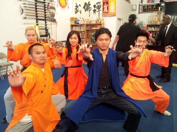 Shaolin Academy.