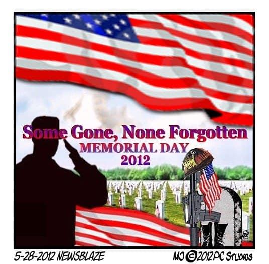 Some gone, none forgotten