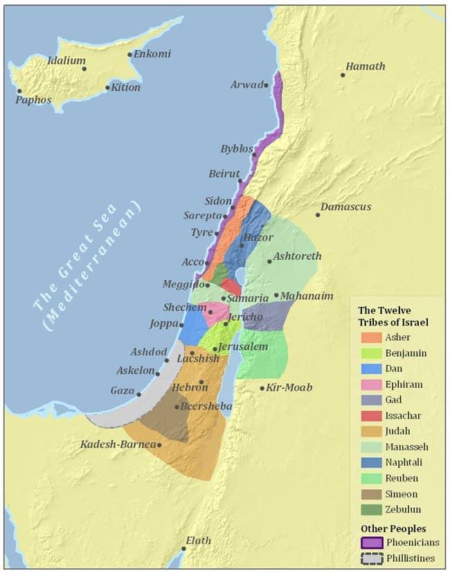 Israel Ancient Israel