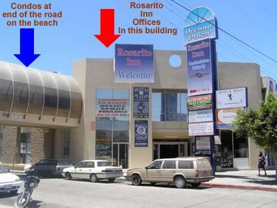 Rosarito office