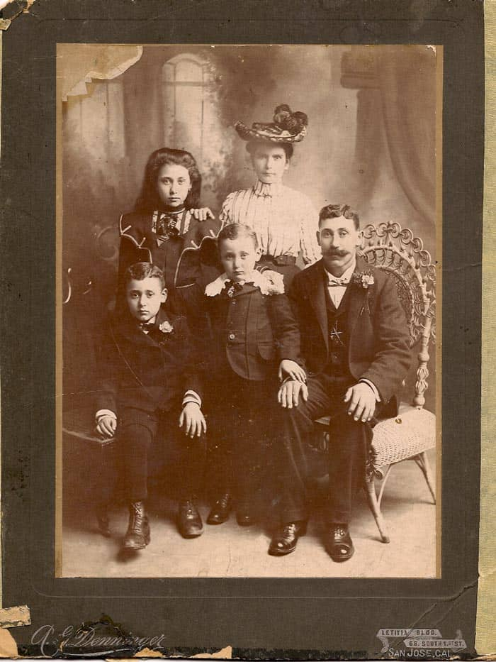 great grandparents naples