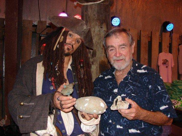 Captain Jack and Fizz