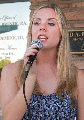 Past guest singer