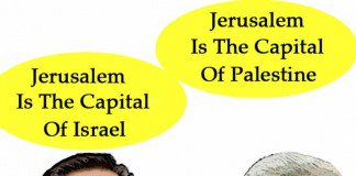jerusalem is the capital of