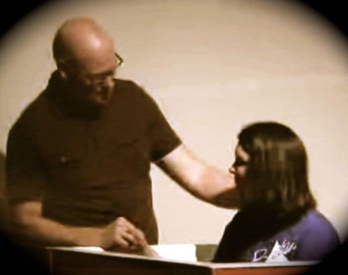 nicole bennett baptism