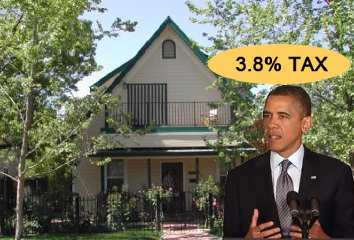 obamacare home tax