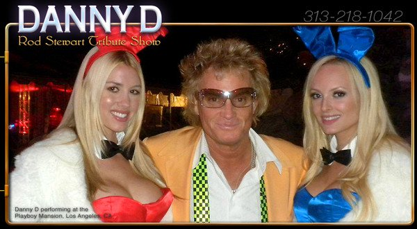 Playboy Bunnies with Danny D